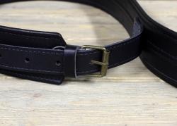 Пояс монашеский кожаный, ширина 50мм